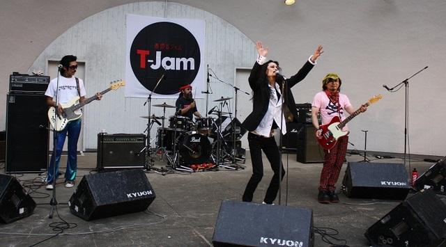 THE CONSTRICTORS☆ザ・コンストリクターズT-jam2009