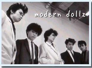 MODERN DOLLZ2013年11<br />  月福岡ライブ詳細決定!